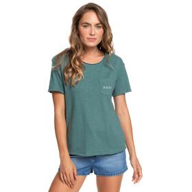 Roxy Star Solar T-Shirt Femme, north atlantic